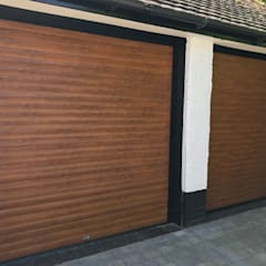 Puertas de garaje de estilo  de Garageflex