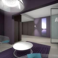 Plan 3D: Lieux d'événements de style  par réHome