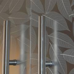 Projekty,  Drzwi wewnętrzne zaprojektowane przez Dintel arquitectura y construcción