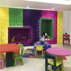 Caprıola – Duvar Panelleri- KREŞ UYGULAMASI:  tarz Duvarlar