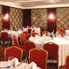 Caprıola – OTEL-DÜĞÜN SALONU-CAFE-BAR UYGULAMASI:  tarz Duvarlar