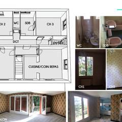 Escaleras de estilo  por 1.61 design