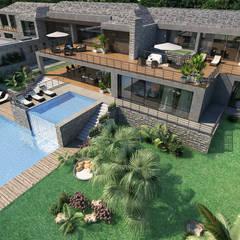 Villas by studiosagitair