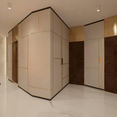 Portes de style  par TISSU Architecture