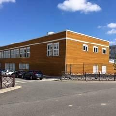 Lagny sur Marne: Ecoles de style  par Eric Rechsteiner