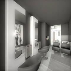 Espace clients: Locaux commerciaux & Magasins de style  par réHome