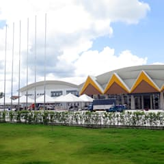 Projekty,  Dach zaprojektowane przez Picomat Sài Gòn