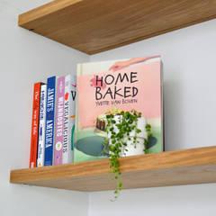 Keuken ontwerp: moderne Keuken door studiomaudy