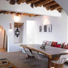 اتاق غذاخوری by ALMA Architettura   Mario Pan   Alessandro Pezzotti