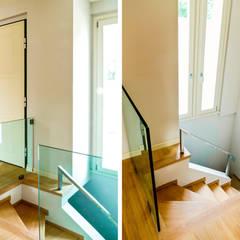 Escaleras de estilo  por ALMA Architettura | Mario Pan | Alessandro Pezzotti