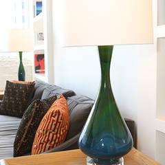 Salones de estilo moderno de B Squared Design Limited Moderno