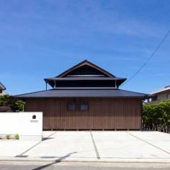 日根野の家: 中澤建築設計事務所が手掛けた家です。