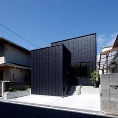 武庫之荘の家: 中澤建築設計事務所が手掛けた家です。