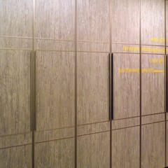Corridor & hallway by 더디자인 the dsgn