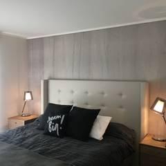 Dormitorio Principal : Dormitorios de estilo  por Kaa Interior
