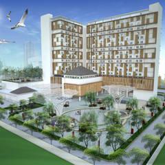 Hotels von nakula arsitek studio
