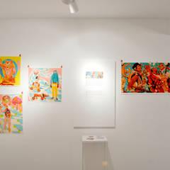 Exhibition centres by Apaixonarte