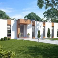 Вельц_161 кв.м: Дома в . Автор – Vesco Construction