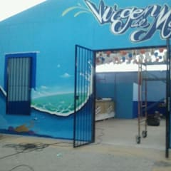 Trabajos de Pintura, pulidos y decoracion: Casas de estilo  de Obras Grupo Ingetura