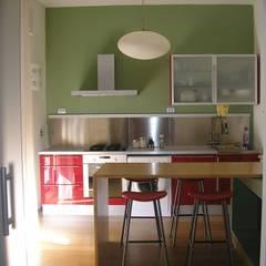 Casa Bas: Cucina in stile in stile Eclettico di A-LAB Arch. Marina Grasso