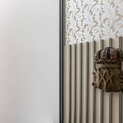 Projeto Design interiores - Pinhao MJARC : Paredes  por João Andrade e Silva Design