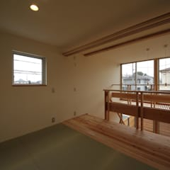 alrescha: ポーラスターデザイン一級建築士事務所が手掛けたサンルームです。