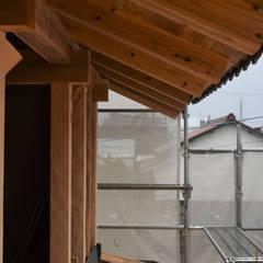 Projekty,  Ściany zaprojektowane przez 水野設計室