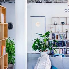 USQUARE - Office design: Bureaux de style  par FURN