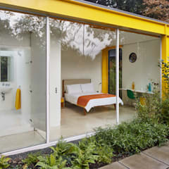 Richard Rogers House 22 Parkside:  Bathroom by Solidity Ltd