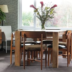 Wimbledon Village, SW19:  Dining room by INTERIORS:designed