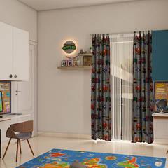 Kinderzimmer von Modulart