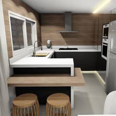 وحدات مطبخ تنفيذ Studio², حداثي