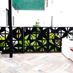 Jardines de estilo  por Rejamex