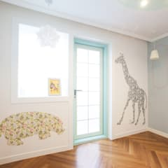컬러와 패턴이 살아있는 집 에클레틱 아이방 by 더디자인 the dsgn 에클레틱 (Eclectic)