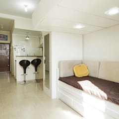 Reforma de Apartamento: Pavimentos  por TBS Arquitetura