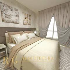 Kamar Tidur oleh DRG ARQUITETURA