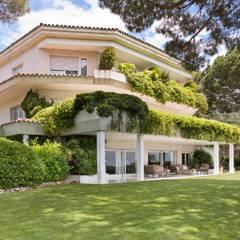 Haciendas de estilo  por Abrils Studio