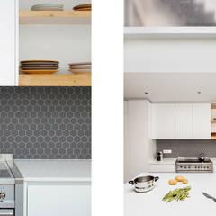 Cocina: Cocinas integrales de estilo  de Abrils Studio