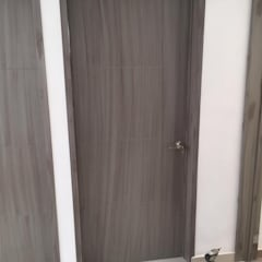 Wooden doors by Closets y Cocinas GIMSA Morelia
