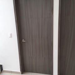 Inside doors by Closets y Cocinas GIMSA Morelia,