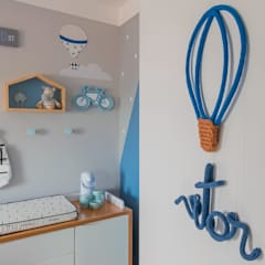 Boys Bedroom by NOMA ESTUDIO