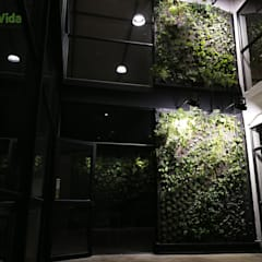 اتاق کار و درس by DVida Jardines verticales