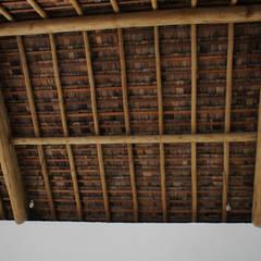 Крыши в . Автор – Fabio Rudnik Arquitetura