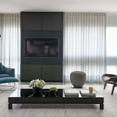 Apartamento Ravena: Janelas   por Fabio Rudnik Arquitetura