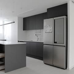 Nhà bếp by 홍예디자인