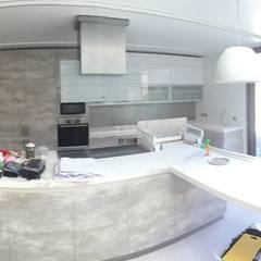 Cocina: Muebles de cocinas de estilo  por MAC SPA