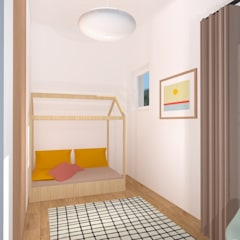 Girls Bedroom by Marty Déco