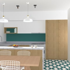 Dapur built in by Marty déco