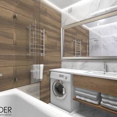 Baños de estilo ecléctico por RENDER
