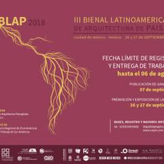 III Bienal Latinoamericana de Arquitectura de Paisaje: Jardines de invierno de estilo  por Sociedad de Arquitectos Paisajistas de México, A.C., Moderno